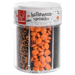 Assortiment de sprinkles Halloween