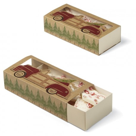 3 Boîtes à biscuits Noël vintage