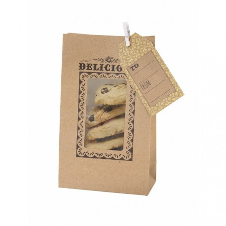 Kit d'emballage pour biscuits
