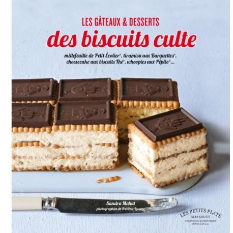 """Livre """"des biscuits cultes"""""""