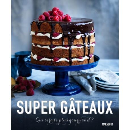 """Livre """"Super gâteaux"""""""