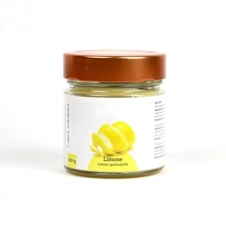 Pâte de Citron à étaler - 230g
