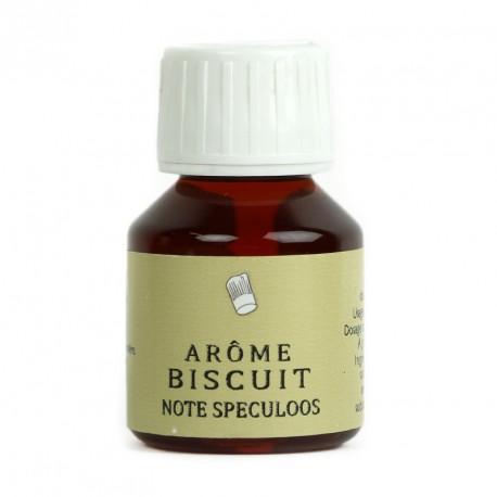 Arôme biscuit note speculoos