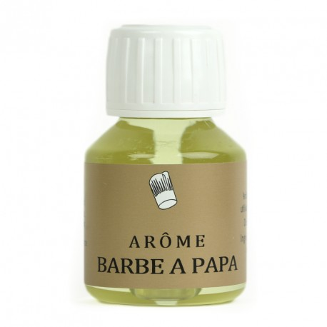 Arôme barbe à papa