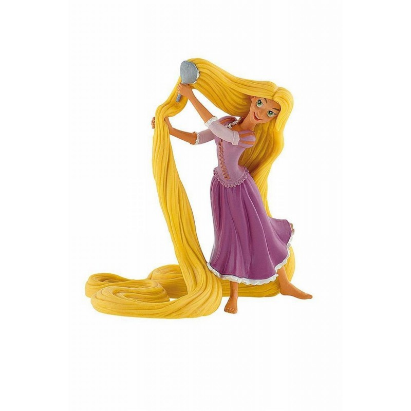 figurine comestible raiponce