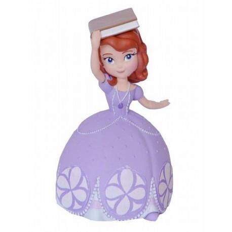 Figurine Princesse Sofia et son livre