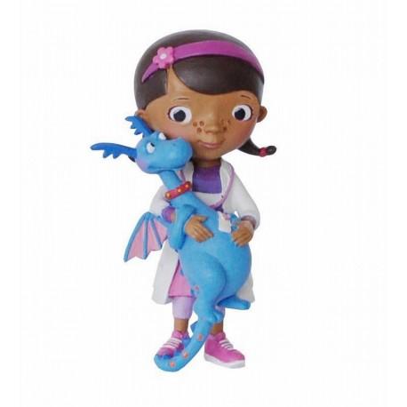 Figurine Doc et Toufy - Docteur la peluche