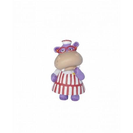 Figurine Hallie - Docteur la peluche