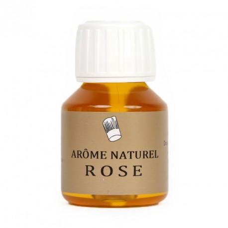 Arôme naturel rose, 58ml