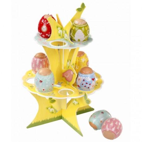 Présentoir pour oeufs de Pâques