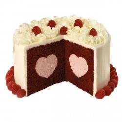 """Moule à gâteau """"fourrage coeur"""""""