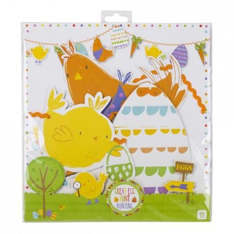 Guirlande Pâques