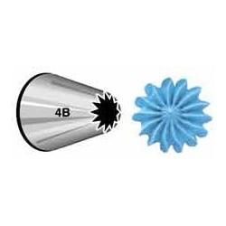 "Douille 4B ""étoile ou coquille"""