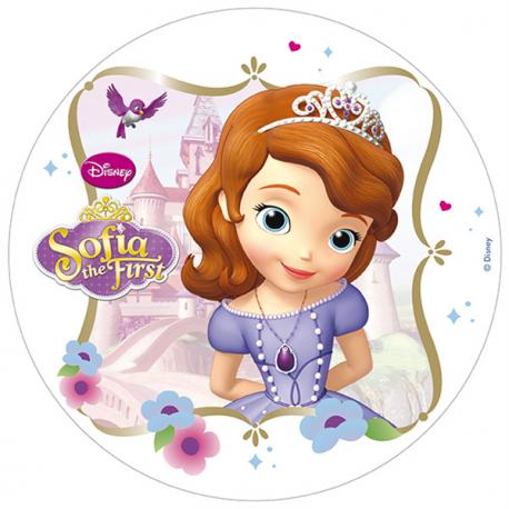 Disques azymes Princesse Sofia - Différents modèles