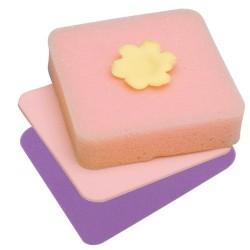 Support en mousse pour modelage en pâte à sucre et gum paste