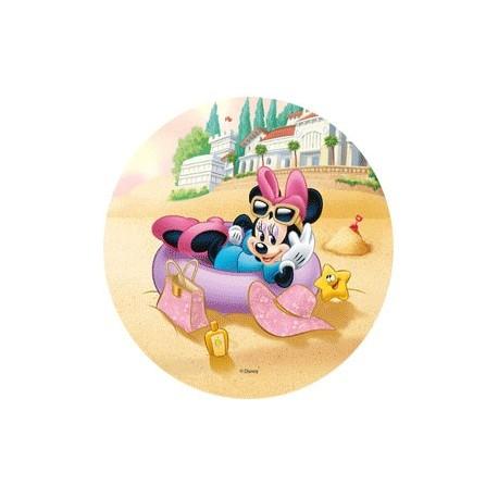 Disque azyme Disney 21 cm - Différents modèles