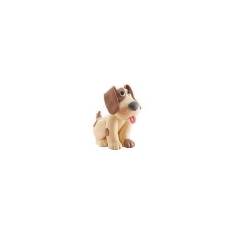Figurine en pâte à modeler Clay - Chien