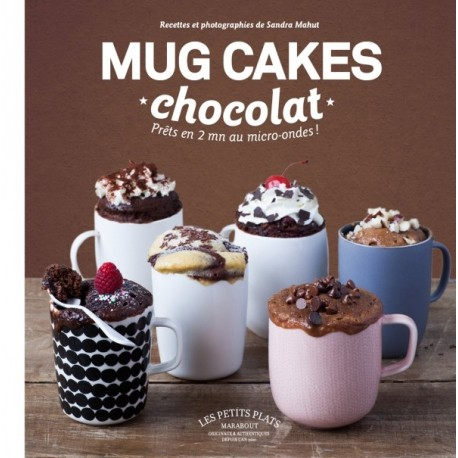 "Livre ""Mug Cakes Chocolat"""
