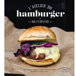 "Livre ""L'atelier du hamburger de Big Fernand"""