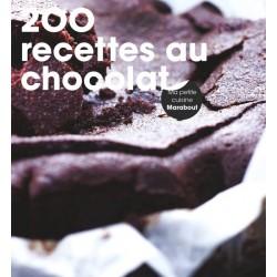 """Livre """"200 recettes au chocolat"""""""