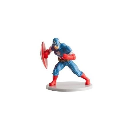 Figurine sur socle - Captain America