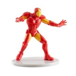 Figurine sur socle - Iron Man