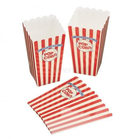 """Pots à popcorn """"USA"""""""