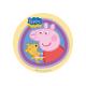 Disque azyme Peppa Pig 20cm - Différents modèles