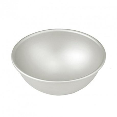 Moule demi-sphère 12,5 x 6,25 cm