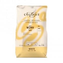 Chocolat de couverture blanc 1kg