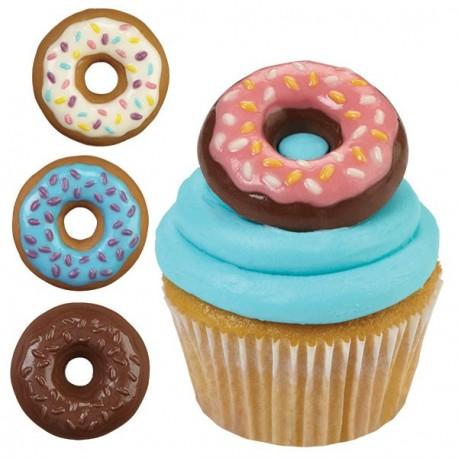 """Moule à chocolats """"Donuts"""""""