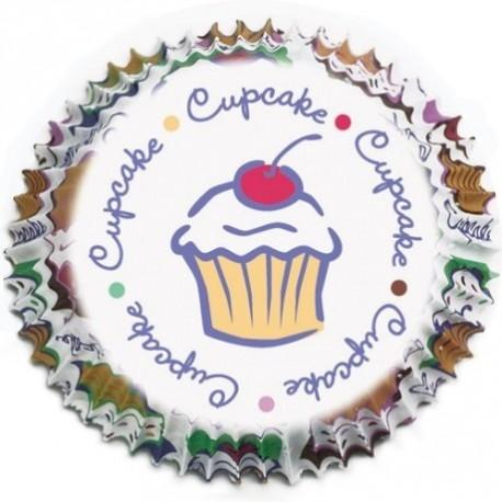"75 caissettes standard ""cupcake heaven"""