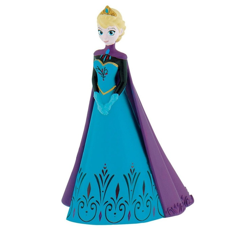 figurine elsa le couronnement la reine des neige. Black Bedroom Furniture Sets. Home Design Ideas