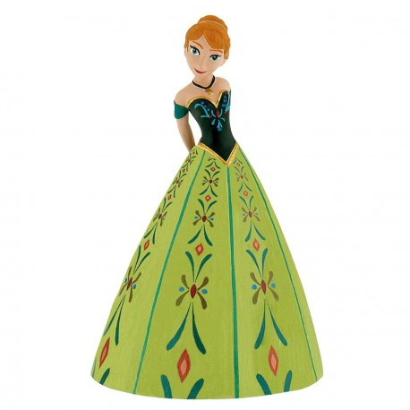 Figurine la princesse anna la reine des neiges - Princesse des neiges ...