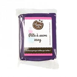 Pâte à sucre Violet roulant - 250g