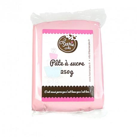 Pâte à sucre Rose - 250 g