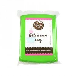 Pâte à sucre Vert - 250g