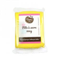 Pâte à sucre Jaune - 250 g