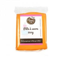 Pâte à sucre Orange ta chambre ! - 250 g