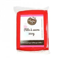 Pâte à sucre Rouge - 250g