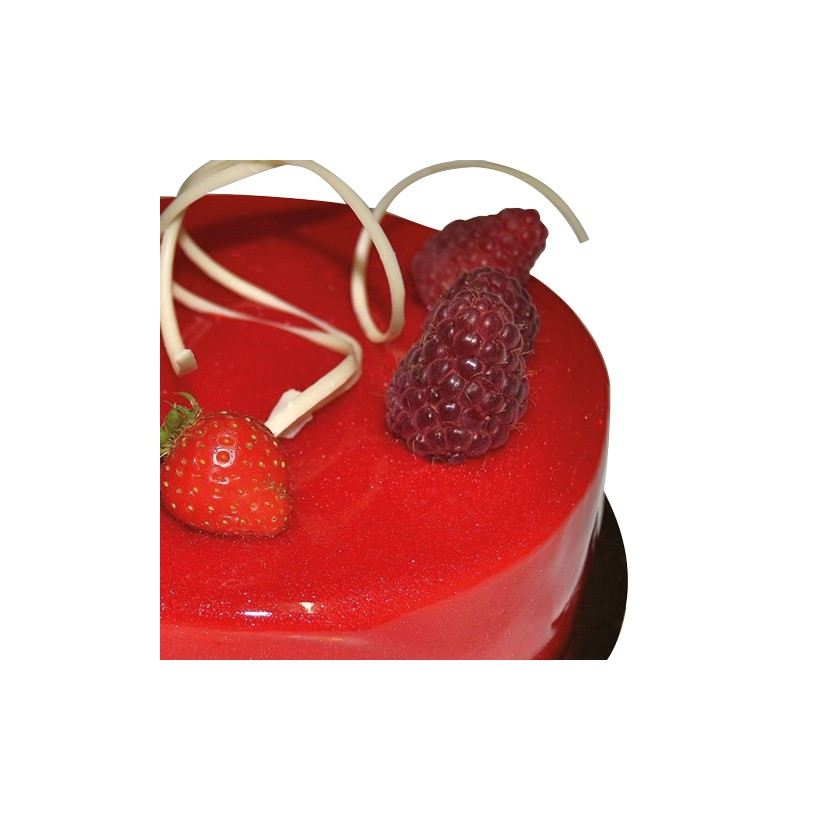 Gel e miroir paillettes funcakes for Miroir paillette