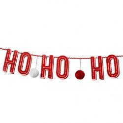 """Guirlande de Noël """"Ho Ho Ho"""""""