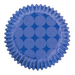 Caissetttes bleus à poids