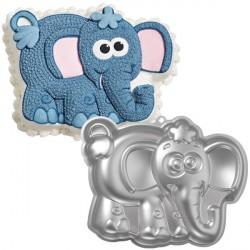 """Moule à gâteau """"éléphant"""""""
