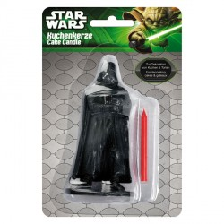 Bougie 3D Dark Vador Star Wars
