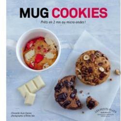 "Livre ""Mug Cookies"""