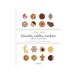 """Livre """"Biscuits, sablés, cookies"""""""