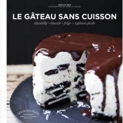 """Livre """"Le gâteau sans cuisson"""""""