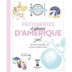 """Carnet de mamie """"Pâtisseries et gâteaux d'Amérique"""""""