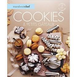 """Livre """"Cookies et petits gâteaux"""""""